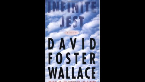 """David Foster Wallace's 1996 novel, """"Infinite Jest,"""" has yet to be adapted for the screen -- but <a href=""""http://www.guardian.co.uk/books/booksblog/2010/jan/14/david-foster-wallace-fiction"""" target=""""_blank"""" target=""""_blank"""">Columbia University commissioned filmmakers</a> to make the works of one of its characters.<br />"""