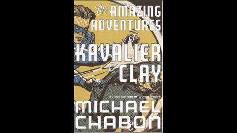 """With its rich plot about comic-book artists, Michael Chabon's Pulitzer Prize winner, """"The Amazing Adventures of Kavalier & Clay,"""" would seem to be a natural for adaptation. It's reportedly in development as a TV series, according to the Internet Movie Database."""