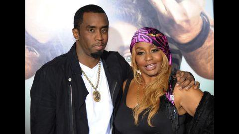 """Sean """"Diddy"""" Combs' mother, Janice."""
