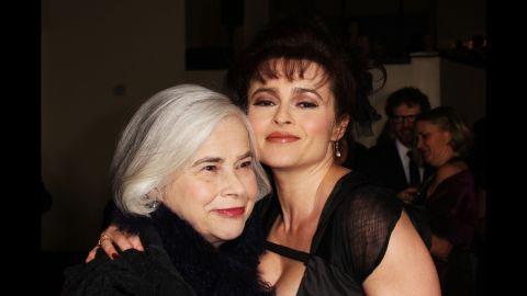 Helena Bonham Carter's mom, Elena.