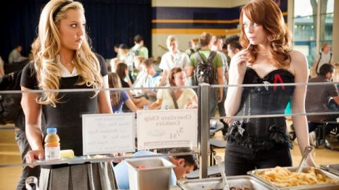 """Sure enough, Bynes was still acting: Her comedy with Emma Stone, """"Easy A,"""" arrived in September 2010. It is, however, Bynes' last credited film."""