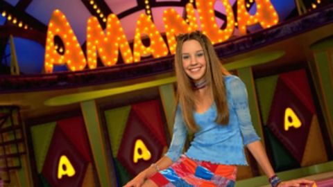 """By 1999, Bynes had become popular enough to host her own show. Nickelodeon put her at the center of the """"All That"""" spinoff, """"The Amanda Show."""""""
