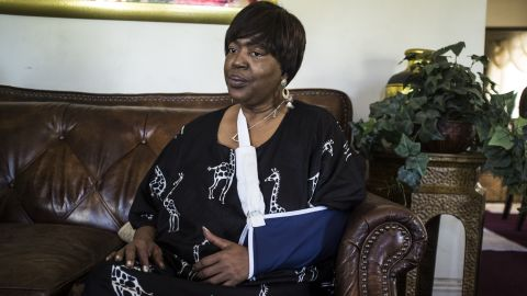 57-year-old Ronice Dunn moved into the neighborhood in 1984. For years after Berry and DeJesus disappeared, she joined in neighborhood vigils and prayer groups for their safe return.