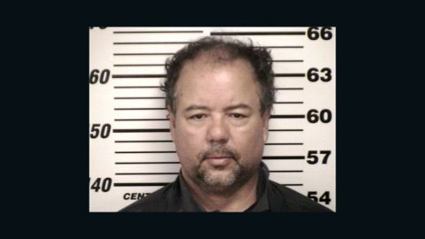 In this handout from the Cuyahoga County Sheriff's Office, Ariel Castro, 52, is seen in a booking photo May 9, 2013 in Cleveland, Ohio.