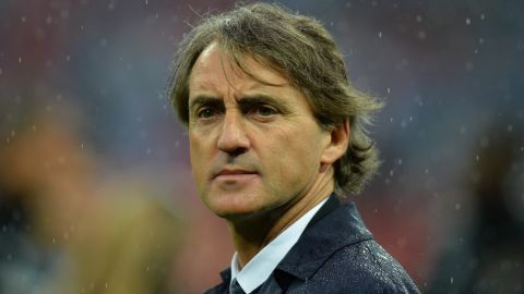 Roberto Mancini has been dismissed after three and a half years in charge of Manchester City