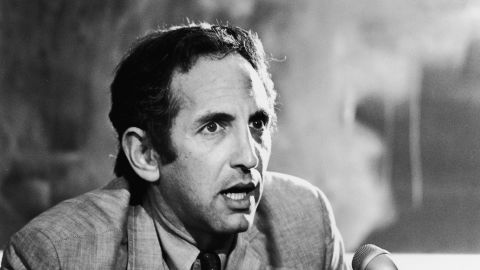 """Military analyst <a href=""""http://www.cnn.com/2011/US/03/19/wikileaks.ellsberg.manning/index.html"""">Daniel Ellsberg</a> leaked the 7,000-page Pentagon Papers in 1971. The top-secret documents revealed that senior American leaders, including three presidents, knew the Vietnam War was an unwinnable, tragic quagmire. Further, they showed that the government had lied to Congress and the public about the progress of the war. Ellsberg surrendered to authorities and was charged as a spy. During his trial, the court learned that President Richard Nixon's administration had embarked on a campaign to discredit Ellsberg, illegally wiretapping him and breaking into his psychiatrist's office. All charges against him were dropped. Since then he has lived a relatively quiet life as a respected author and lecturer."""