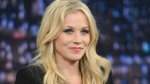 """Actress Christina Applegate had a bilateral mastectomy in 2008. <a href=""""http://www.cnn.com/2008/LIVING/10/14/o.christina.applegate.double.mastectomy/"""" target=""""_blank"""">Doctors had diagnosed her</a> with cancer in her left breast and offered her the options of either radiation treatment and testing for the rest of her life or removal of both breasts."""
