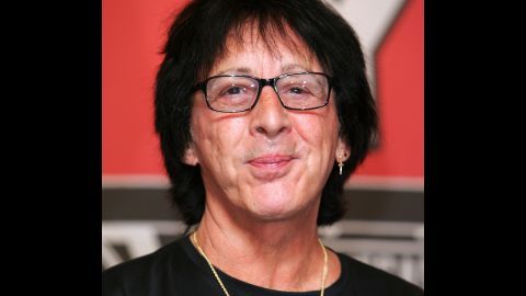 """KISS band member Peter Criss <a href=""""http://www.cnn.com/2009/HEALTH/10/15/male.breast.cancer/index.html"""">sat down with CNN's Elizabeth Cohen</a> in 2009, a year after his battle with breast cancer. The musician said he wanted to increase awareness of the fact that men can also get the disease."""