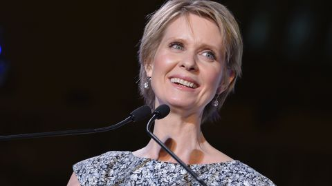 """Cynthia Nixon not only <a href=""""http://marquee.blogs.cnn.com/2010/06/25/cynthia-nixon-joins-the-big-c"""" target=""""_blank"""">joined the cast of Showtime's """"The Big C,""""</a> about a woman battling the disease, and portrayed a woman with cancer in the Broadway play """"Wit"""" -- Nixon was diagnosed with breast cancer in 2006."""