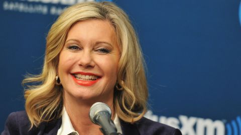 Olivia Newton-John was first diagnosed in 1992, and the singer has become an advocate for breast self-examination. In 2018 she announced she was once again battling the disease.