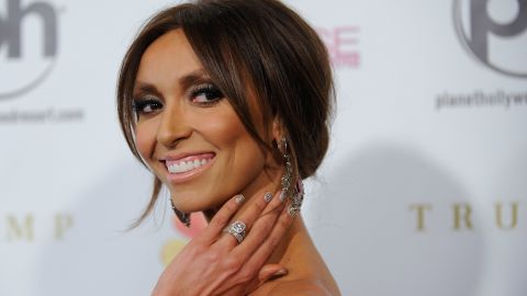 """E! co-host Giuliana Rancic<a href=""""http://www.cnn.com/video/#/video/showbiz/2011/12/06/sbt-giuliana-rancic-mastectomy.hln"""" target=""""_blank""""> underwent a double mastectomy in 2011</a> after a breast cancer diagnosis."""