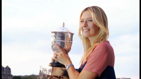 exp Sharapova French Open Roland Garros CNN preview_00004530.jpg