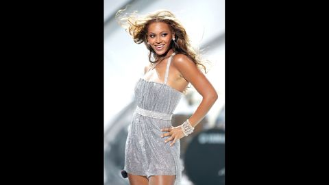 """Although her solo career had taken off by 2005, Beyonce still performed with Destiny's Child that year in Sydney on the heels of their 2004 album, """"Destiny Fulfilled."""""""