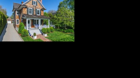 """Brooke Shields snapped up this <a href=""""http://luxe.truliablog.com/2013/03/28/brooke-shields-buying-hamptons/"""" target=""""_blank"""" target=""""_blank"""">home in the Hamptons</a> for a mere $4.3 million."""
