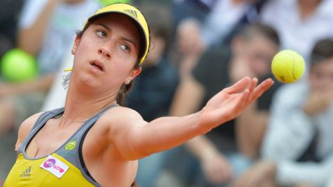 Christina McHale, one of US tennis' brightest prospects, didn't play the end of the 2012 season. Symptoms that included sinus issues and a stomach illness stemmed from mono.