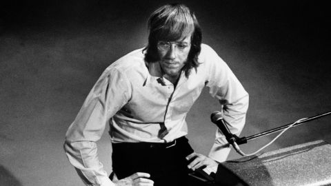 The Doors' founding keyboardist, Ray Manzarek, died at 74 in Germany on Monday, May 20, after a long fight with cancer, his publicist said.