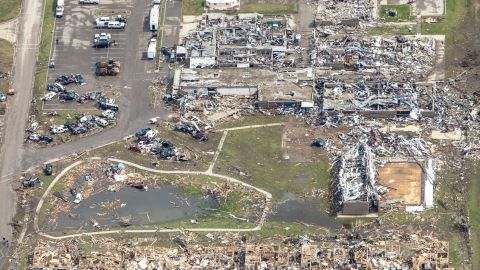 Given its breadth and power, the tornado ranks among some of the strongest storms ever to strike the United States, CNN senior meteorologist Dave Hennen said.