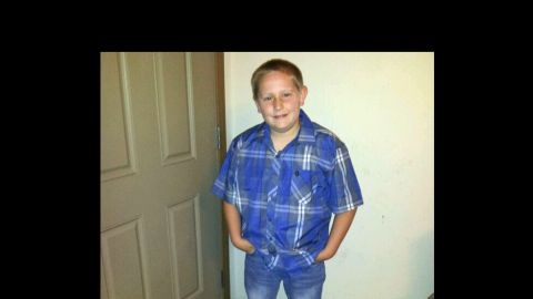 """<a href=""""http://www.cnn.com/2013/05/22/us/oklahoma-tornado-victims/index.html"""" target=""""_blank"""">Kyle Davis</a>, 8, was among 24 who died during the tornado that pummeled Moore, Oklahoma, on Monday, May 20. He was at Plaza Towers Elementary School when the twister hit. His parents called him """"Hammy."""""""
