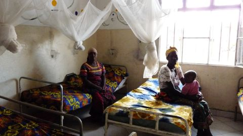These women have fully recovered and received support through HEAL Africa's Safe Motherhood Program.