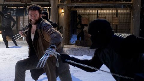 """Hugh Jackman returns as the grumpy Canadian in this summer's """"The Wolverine."""""""