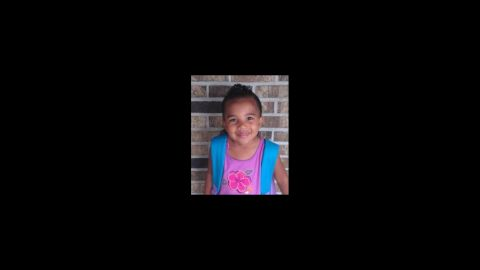 Karrina Vargyas, 4, died in the twister.