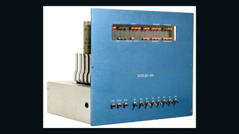 The Scelbi-8H was built around the first Intel 8-Bit microprocessor, and fell within the budget of an average person. It was available either assembled or in kit form. It was regarded as one of the first truly 'personal computers'.