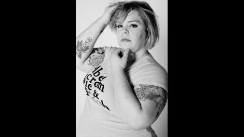 """""""The only thing you've done through your comments (about thin being beautiful and only offering XL and XXL in your stores for men) is reinforce the unoriginal concept that fat women are social failures, valueless, and undesirable,"""" Baker wrote to Jeffries."""