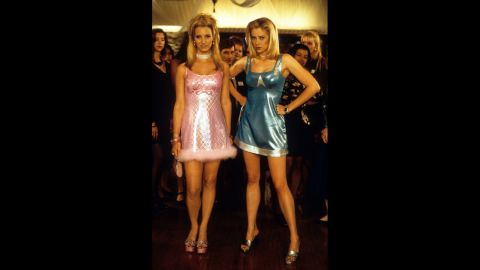 """<strong>""""Romy & Michele's High School Reunion"""" (1997)</strong>: Outside of the usual buddy movie template, """"Romy & Michele"""" has become a cult favorite. Lisa Kudrow and Mira Sorvino portray besties who come up with a comically transparent plan to appear successful at their 10-year high school reunion."""