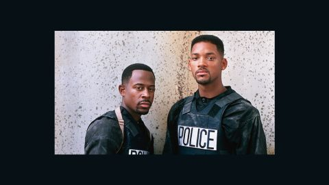 """<strong>""""Bad Boys"""" (1995)</strong>: Will Smith and Martin Lawrence were two hilarious partners in crime fighting in this debut action movie from Michael Bay. Producer Jerry Bruckheimer <a href=""""http://collider.com/pirates-of-caribbean-5-bad-boys-3-jerry-bruckheimer/#more-248836"""" target=""""_blank"""" target=""""_blank"""">hasn't given up hope</a> on a """"Bad Boys III"""" to follow the 2003 sequel."""