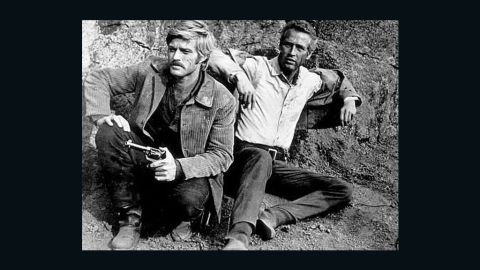 """<strong>""""Butch Cassidy and the Sundance Kid"""" (1969)</strong>: This classic Western features Paul Newman and Robert Redford as a pair of outlaws who remain loyal until the end."""