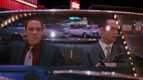 """<strong>""""Swingers"""" (1996)</strong>: Before """"The Hangover"""" movies became forever tied to Las Vegas, Sin City was the territory of Jon Favreau's Mike and Vince Vaughn's Trent. Trying to help his friend recover from a breakup, playboy Trent leads lady-seeking escapades from Vegas to L.A."""