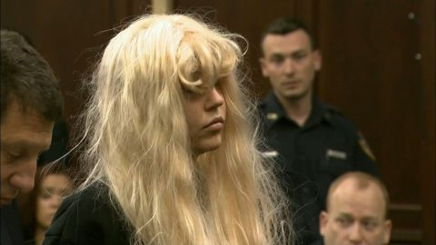 Amanda Bynes appears in court on May 24 in New York, after her latest run-in with the law.