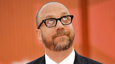 """Actor Paul Giamatti calls himself an atheist. <a href=""""http://metro.co.uk/2011/05/19/win-win-star-paul-giamatti-i-have-this-fear-that-im-not-going-to-get-any-more-work-16339/"""" target=""""_blank"""" target=""""_blank"""">In a 2011 interview</a>, he said, """"My wife is Jewish, and I'm fine with my son being raised as a Jew. ... I will talk to my son about my atheism when the time is right."""""""