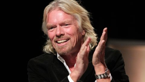 """British entrepreneur and Virgin Group founder Sir Richard Branson said <a href=""""http://religion.blogs.cnn.com/2011/09/15/asked-about-belief-in-god-richard-branson-says-he-believes-in-evolution/"""">in a 2011 interview</a> with CNN's Piers Morgan that he believes in evolution and the importance of humanitarian efforts but not in the existence of God. """"I would love to believe,"""" he said. """"It's very comforting to believe."""""""
