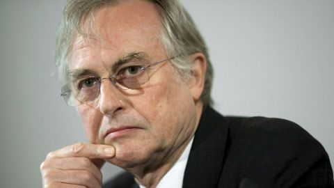 """British evolutionary biologist and prominent atheist Richard Dawkins' views about religion were summed up in his bestselling book """"<a href=""""http://books.google.com/books?id=yq1xDpicghkC"""" target=""""_blank"""" target=""""_blank"""">The God Delusion</a>."""" He wrote, """"We are all atheist"""
