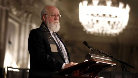 """Philosopher Daniel Dennett is referred to as one of the """"Four Horsemen of New Atheism,"""" along with Richard Dawkins, Christopher Hitchens and Sam Harris. In his book """"<a href=""""http://books.google.com/books?id=FSYJxLz6zmcC"""" target=""""_blank"""" target=""""_blank"""">Breaking the Spell</a>,"""" Dennett said, """"You don't get to advertise all the good that your religion does without first scrupulou"""