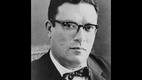 """Science-fiction writer Isaac Asimov <a href=""""http://books.google.com/books?id=mATFyeVI7IUC"""" target=""""_blank"""" target=""""_blank"""">wrote in his autobiography</a>, """"If I were not an atheist, I would believe in a God who would choose to save people on the basis of the totality of their lives and not the pattern of their words. I think he would prefer an honest and righteous atheist to a TV preacher whose every word is God, God, God, and whose every deed is foul, foul, foul."""" He died in 1992 at age 72."""