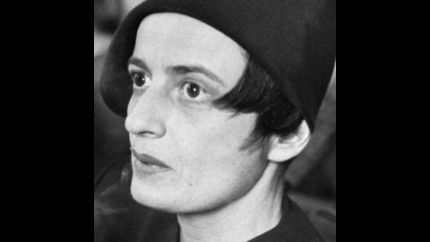 """Ayn Rand, author of """"The Fountainhead"""" and """"Atlas Shrugged,"""" was an atheist and an opponent of religion. In her book """"<a href=""""http://books.google.com/books?id=OsCSArJxIRwC"""" target=""""_blank"""" target=""""_blank"""">The Voice of Reason</a>,"""" she criticized President Ronald Reagan and his administration for trying """"to take us back to the Middle Ages, via the unconstitutional union of religion and politics."""" She died in 1982 at age 77."""