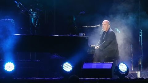 """Singer-songwriter Billy Joel reiterated his stance <a href=""""http://www.billyjoel.com/news/billy-joels-howard-stern-interview-recap-and-rebroadcast"""" target=""""_blank"""" target=""""_blank"""">in a 2010 interview</a> with radio host Howard Stern. Asked whether he believed in God, Joel replied, """"No. I'm an atheist."""" His song """"Only the Good Die Young"""" includes the line """"I'd rather laugh with the sinners than cry with the saints."""""""