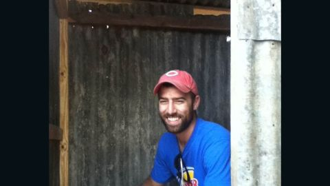 Will Aurigemma discovered that the Peace Corps has its own legacy of service and sacrifice.