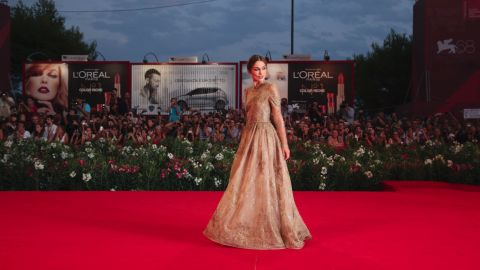 """English actress Keira Knightley has joked that she wishes she were Catholic. """"If only I wasn't an atheist; I could get away with anything,"""" <a href=""""http://www.thesun.co.uk/sol/homepage/showbiz/bizarre/4285973/Atheist-actress-Keira-Knightley-wishes-she-believed-in-God.html"""" target=""""_blank"""" target=""""_blank"""">she said in 2012</a>. """"You'd just ask for forgiveness, and then you'd be forgiven."""""""