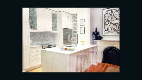 Interior designer Erin Gates recommends using your personal look as inspiration for home decor. If you like wearing white lace, you can translate that aesthetic to your living quarters by mimicking patterns and colors from your closet.