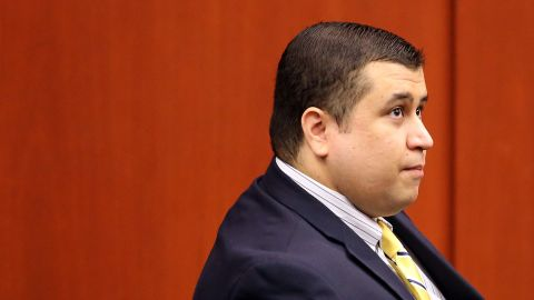 SANFORD, FL - APRIL 30:  George Zimmerman, defendant in the killing of Trayvon Martin, sits in Seminole circuit court for a pre-trial hearing April 30, 2013 in Sanford, Florida. Lawyers on both sides of the Trayvon Martin murder trial are jockeying for position as the trail is expected to start June 10. The defense seeks to add witnesses, but declines to identify them as the prosecution accuses them of grandstanding.  (Photo by Joe Burbank - Pool/Getty Images)