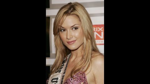 """<a href=""""http://transcripts.cnn.com/TRANSCRIPTS/1302/27/sbt.01.html"""">Tara Conner</a> almost lost her 2006 Miss USA title over substance abuse and rehab, and she came clean after her wild partying made national headlines. She was allowed to keep her crown."""