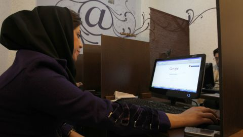 Accessing sites like Google and services like Gmail have been made harder, many in Iran have reported.