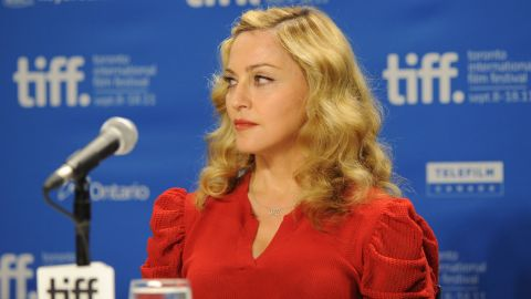 """Madonna was on her best behavior at 'W.E.' press conference during the 2011 Toronto International Film Festival. But at the Venice Film Festival that same year she <a href=""""http://www.youtube.com/watch?v=wTiZz_Poc74"""" target=""""_blank"""" target=""""_blank"""">was caught saying """"I absolutely loathe hydrangeas</a>"""" after a fan gave her the flowers."""
