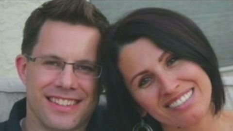 Mexican authorities arrested Yanira Maldonado, a U.S. citizen, right, in May 2013, for alleged drug possession. She and her husband, Gary, were traveling from Mexico back to the United States when their bus was stopped and searched. She was released a few days later and is now back in the United States.