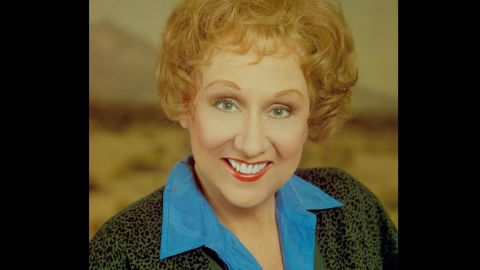 """Actress <a href=""""http://www.cnn.com/2013/06/01/showbiz/jean-stapleton-obit/index.html"""" target=""""_blank"""">Jean Stapleton</a>, best known for her role as Archie Bunker's wife, Edith, in the groundbreaking 1970s TV sitcom """"All in the Family,"""" died at age 90 on Saturday, June 1."""