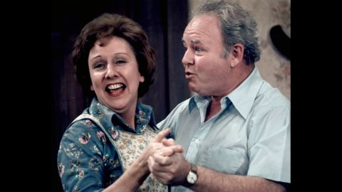 """Actress Jean Stapleton, who played alongside Carroll O'Connor in the groundbreaking 1970s TV sitcom """"All in the Family,"""" died at age 90 on Saturday, June 1."""