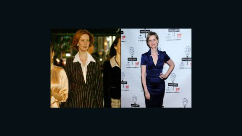 """Cynthia Nixon's Miranda Hobbes was a bit of a workaholic, and the actress has showed similar stamina. She has steadily worked on stage and screen, even appearing as herself on an episode of """"30 Rock."""" In 2017 she starred in the film """"The Only Living Boy in New York."""" She <a href=""""https://www.cnn.com/2018/03/19/politics/cynthia-nixon-new-york-governor-race/index.html"""" target=""""_blank"""">announced her candidacy for governor of New York in March 2018. </a>"""